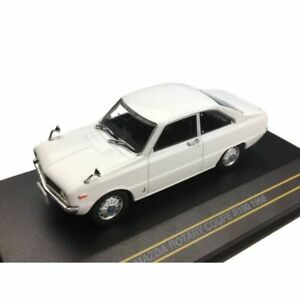 FIRST 43 1968 MAZDA ROTARY COUPE R100 1:43 SCALE WHITE