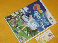 PANGYA! GOLF with STYLE Nintendo Wii NUOVO SIGILLATO UFFICIALE ITALIANO PANGYA !