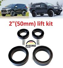 "Lift Kit for Mitsubishi Montero Pajero Sport 08-19 2"" 50mm strut spacers"