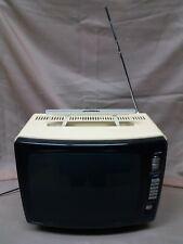 """Raro TV DUMONT OXFORD 12"""" Televisore B/N Vintage Design REVISIONATO FUNZIONANTE"""