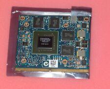NVIDIA QUADRO K2100m 2GB N15P-Q3-A1 HP 734277-001 MXM 3.1 Graphics Card