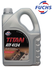 For Mercedes 4 Liters Auto Trans Fluid ATF 4134 MBZ Approval236.14 OEM Fuchs