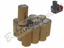 Batteria  trapano Bosch 2607335432 14,4 V Ni-Cd 2000 mAh. kit AUTO INSTALLAZIONE