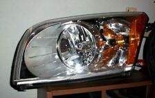 Dodge Caliber Headlights w/ motor lamps for RHD only passenger side 2004 - 2010