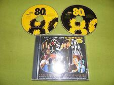 U2 Bowie Queen Duran Duran New Order Yazoo Ultimate 80's (Album Of Decade) 2xCD