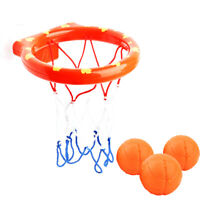 Kids Bath Toys Basketball Hoop & Ball Bathtub Water Play Set for Baby Bath GR