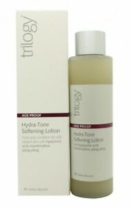 TRILOGY AGE-PROOF HYDRA-TONE SOFTENING LOTION  - WOMEN'S FOR HER. NEW