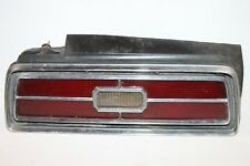 1973 Ford Galaxie LTD Tail Light Assembly LH Drivers Side D3AB-13435AA C8-081