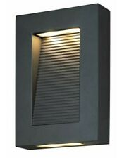 4 (FOUR TOTAL) -Maxim Lighting -54350ABZ Ave 10 Inch Outdoor Wall Lantern