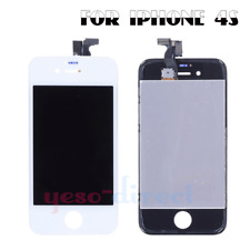 For iPhone 4S Screen Replacement LCD Touch Display Digitizer Assembly White UK