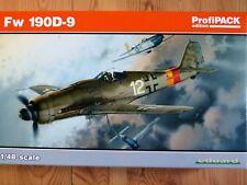 Eduard Profipack 1:48 Focke Wulf Fw 190D-9 Aircraft Model Kit