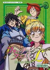 FORTUNE QUEST L: DIGITALLY REMASTERED EDITION-JAPAN 3 DVD AZ50