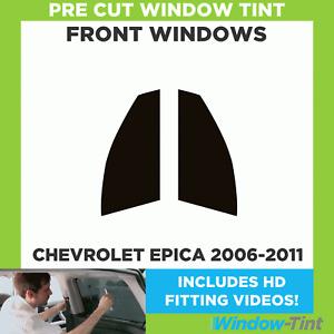 Pre Cut Window Tint - Chevrolet Epica 2006-2011 - Front Windows