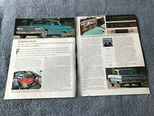 """1963 Chevy Impala SS Hardtop Info Article """"Sixties Icon"""" Super Sport"""