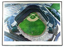 Yankee Stadium Aerodome 22x30 Litho by Andy Jurinko Framed Matted /600 DF024552