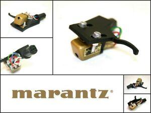 MARANTZ Turntable ADC Tonearm Headshell Stanton 500 Stylus Needle Cartridge