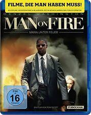 Man on Fire - Mann unter Feuer [Blu-ray](NEU/OVP) Denzel Washington, Dakota Fann