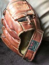 Vintage Baseball Glove LHC BRAND Japan leather