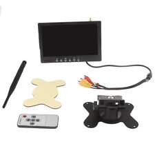 New 5.8ghz Built-in Rc305 Receiver 7 Inch 800x480 Monitor Rp-sma W/light Shield