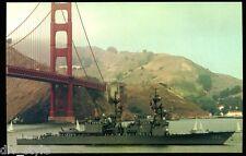 USS kinkaid dd-965 Tarjeta Postal NOS MARINA Enviar Destroyer (card2of4)