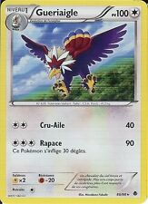 Carte Pokemon GUERIAIGLE Pouvoirs Emergents Noir & Blanc PV100 88/98 RARE HOLO