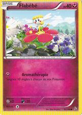Flabébé - XY2:Etincelles - 62/106 - Carte Pokemon Neuve Française