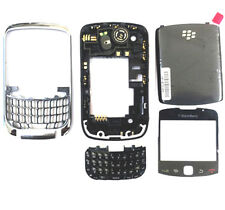 Silver Mobile Phone Fascia