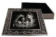 TWILIGHT - Edward & Bella Pewter Jewellery Box (NECA) #NEW