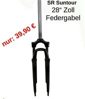 "SR Suntour Federgabel SF13, NEX, DS, 700c, 28"" Zoll, 63mm Federweg, Disc, NEU"