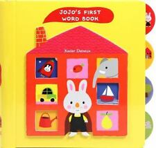 Jojo's First Word Book (Board Book)