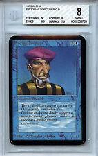 MTG Alpha Prodigal Sorcerer BGS 8.0 (8) NM-MT Card Magic the Gathering WOTC 4769