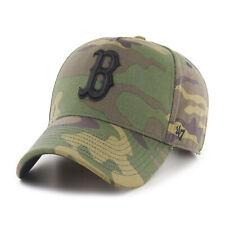 MLB Boston Rouge Sox Camouflage Casquette Basecap de Baseball MVP 193676085027