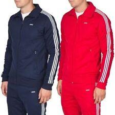Abrigos y chaquetas de hombre rojos adidas