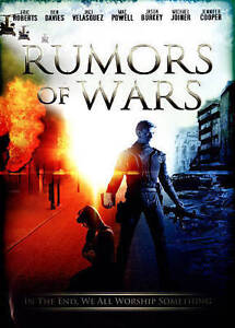 Rumors of Wars (DVD, 2014) ** DISC ONLY **