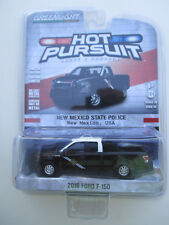 GREENLIGHT HOT PURSUIT *NEW MEXICO STATE POLICE* 2016  FORD F-150 1:64 SCALE