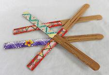Hand Painted Bamboo Jews Harp - BNWT