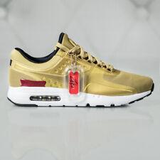 online retailer 6c134 0c138 Nike Air Max Zero Metallic Gold Size 10. 789695-700 1 90 95 97