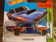 Artículos de automodelismo y aeromodelismo Hot Wheels Dodge