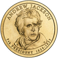 2008 ANDREW JACKSON PRESIDENTIAL DOLLAR ROLL (NIB) Lot #2988