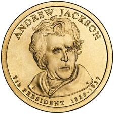 2008 ANDREW JACKSON PRESIDENTIAL DOLLAR ROLL (D) (NIB) Lot #2990