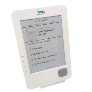 Ebook Reader Kobo Touch E-ink Purple