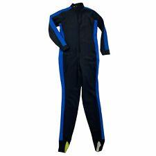 Wet'z Suits Long Sleeve Mens Large Unisex Blue Black Scuba Dive Snorkel