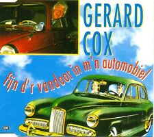 GERARD COX - Fijn d'r vandoor in m'n automobiel 2TR CDM 1990 DUTCH