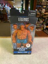 "Hasbro Marvel Legends 6"" Figure NIP NEW - EXCLUSIVE WALGREENS THE THING"