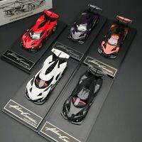 New 1/64 Peako Apollo IE Intensa Emozione Resin Car Model white, Red, Black etc.