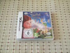TinkerBell Ein Sommer Voller Abenteuer für Nintendo DS, DS Lite, DSi XL, 3DS