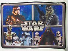 "Rare Star Wars Lucas Films 32"" x 45"" Door Mat Collectible Rug"