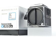 Hasselblad 503CX Medium Format SLR Camera (Body Only) w/ Waist Level Finder #P49