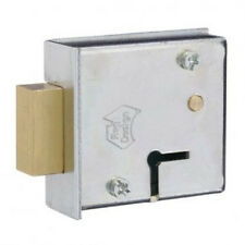 Ross 6 Lever Key Operated Safe Lock 100s6-2 Keys- Post