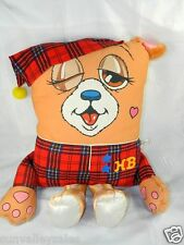 Vintage 80s Pillow People Teddy Bear HB Pajamas Stuffed Plush Bear Nice Shape